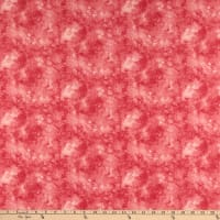 Timeless Treasures Solid-ish Watercolor Texture Rose