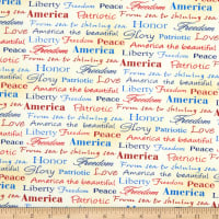 Henry Glass Land Of The Free Words Multi