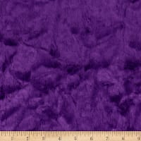 Shannon Minky Luxe Cuddle Marble Amethyst