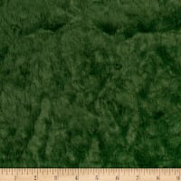 Shannon Minky Luxe Cuddle Marble Evergreen