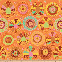 Kaffe Fassett Collective for FreeSpirit Turkish Delight Gold