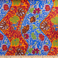 Kaffe Fassett Collective for FreeSpirit Bali Brocade Ochre