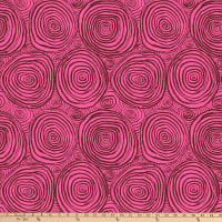 Kaffe Fassett Collective for FreeSpirit Onion Rings Cocoa