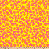 Kaffe Fassett Collective for FreeSpirit Bang Yellow