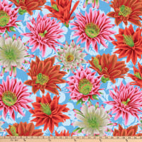 Kaffe Fassett Collective for FreeSpirit Cactus Flower Multi