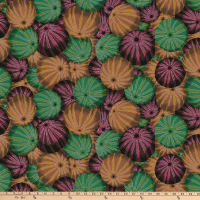 Kaffe Fassett Collective for FreeSpirit Sea Urchins Antique