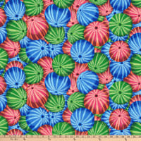 Kaffe Fassett Collective for FreeSpirit Sea Urchins Multi