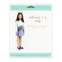 Oliver + S Double Dutch Jacket + Skirt Sewing Pattern