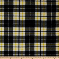 Baum Winterfleece Classic Plaid Black & White
