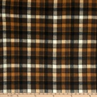Baum Winterfleece Handsome Plaid Charcoal
