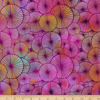 In The Beginning Fabrics Seasons Umbrellas Multi