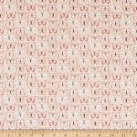 Poppie Cotton Wanderings Flutter Blush