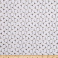 Poppie Cotton Wanderings Seedlings White