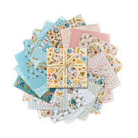 "Poppie Cotton Wanderings 5"" Charms Multi 42pcs"