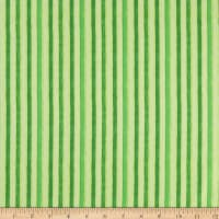 Maywood Studio Quiltlandia Stripe Green