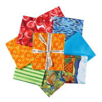 Maywood Studio Precut Quiltlandia Fat Quarter Bundle Multi (8pcs)