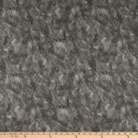 "Maywood Studio 108"" Beautiful Backing Quilt Backing Dark Gray"