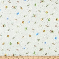 Maywood Studio Love Is Little Naturals Light Gray