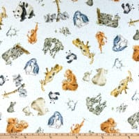 Maywood Studio Love Is Zoology White