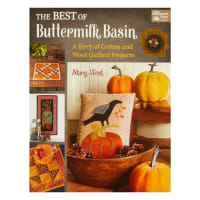 That Patchwork Place Book: The Best Of Buttermilk Basin