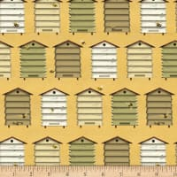 Bee A Keeper Bee Hives Boxes Yellow