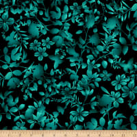 Beauty In Bloom Tonal Vine Black