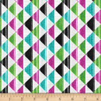 Beauty In Bloom Triangle Geometric Multi