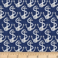 Coastal Dreams Anchors Navy