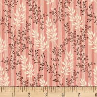 Washington Street Studio Wild Flower Ferns Pink