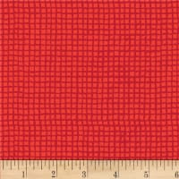 P&B Textiles Toss of Texture Net Red