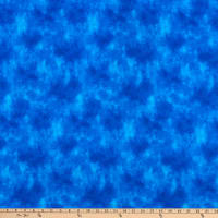 QT Fabrics Color Me Chameleon Cloud Texture Royal