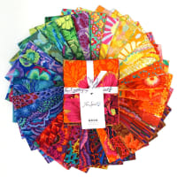 "Kaffe Fassett Collective 18"" Fat Quarter Rainbow 30 pcs"
