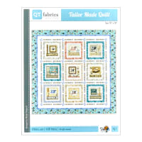 QT Fabrics Tailor Made Quilt Kit