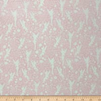 Disney Tinker Bell Silhouettes in Pink