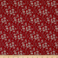 Liberty Fabrics Tana Lawn Capel Red