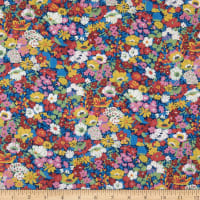 Liberty Fabrics Tana Lawn Thorpe Dark Multi