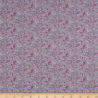 Liberty Fabrics Tana Lawn Katie and Millie Pink