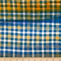 Banyan Batiks Kilts And Quilts Main Plaid Burnt Blue