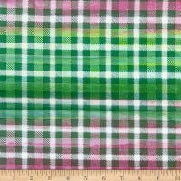 Banyan Batiks Kilts And Quilts Main Plaid Spring Pink