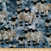 Banyan Batiks Kilts And Quilts Sheep Stone Gray
