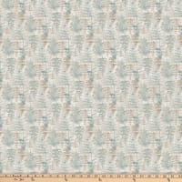 Northcott Misty Mountain Flannel Large Trees Taupe