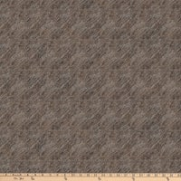 Northcott Misty Mountain Flannel Diagonal Texture Brown