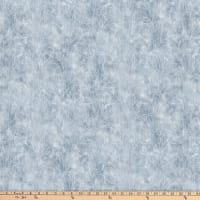 Northcott Misty Mountain Flannel Branches Mid Indigo