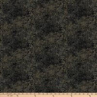 Northcott New Shimmer River Rock Black Earth