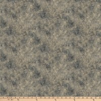 Northcott New Shimmer Pebbles Black Earth