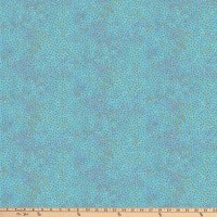 Northcott New Shimmer Droplets Deep Blue Sea