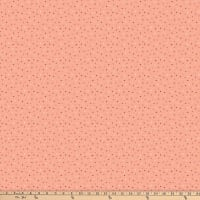 Northcott Great Plains Triangle Toss Light Coral