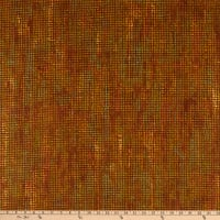 Northcott Urban Reflections Small Squares Rust Multi