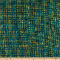 Northcott Urban Reflections Small Squares Teal Multi