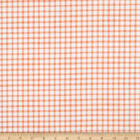 FIGO A Life In Pattern Gingham Coral